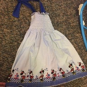 Other - Homemade Minnie Mouse dress